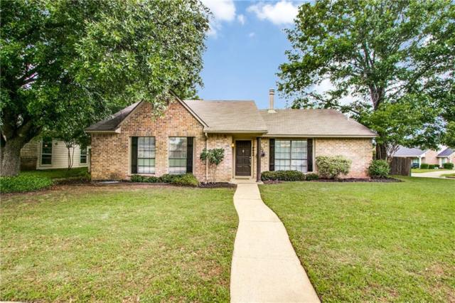 2800 Dickens Lane, Flower Mound, TX 75028 (MLS #14078636) :: The Hornburg Real Estate Group