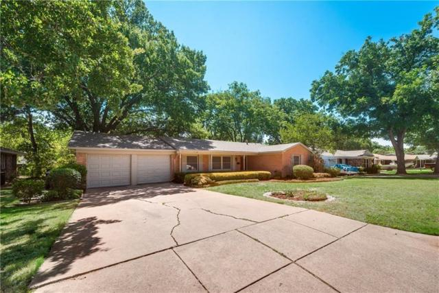 6021 Wester Avenue, Fort Worth, TX 76133 (MLS #14078662) :: Real Estate By Design