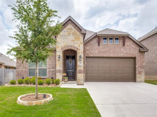 416 Ben Street, Crowley, TX 76036 (MLS #14078700) :: The Mitchell Group