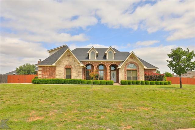 1304 S Saddle Lakes Drive, Abilene, TX 79602 (MLS #14078782) :: Lynn Wilson with Keller Williams DFW/Southlake