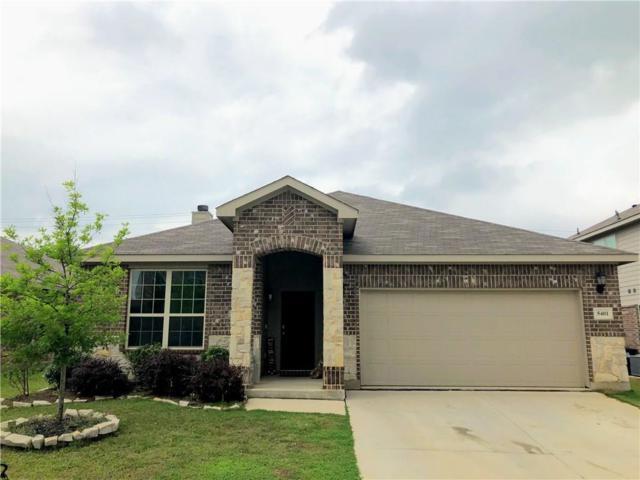 5401 Sea Cove Lane, Denton, TX 76208 (MLS #14078890) :: Real Estate By Design