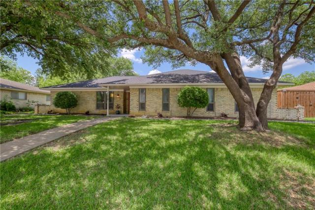 1121 College Parkway, Lewisville, TX 75077 (MLS #14078975) :: The Hornburg Real Estate Group