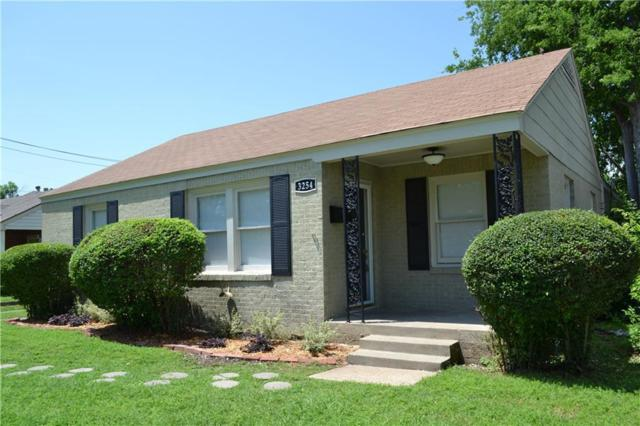 3254 Sandage Avenue, Fort Worth, TX 76109 (MLS #14079056) :: The Mitchell Group