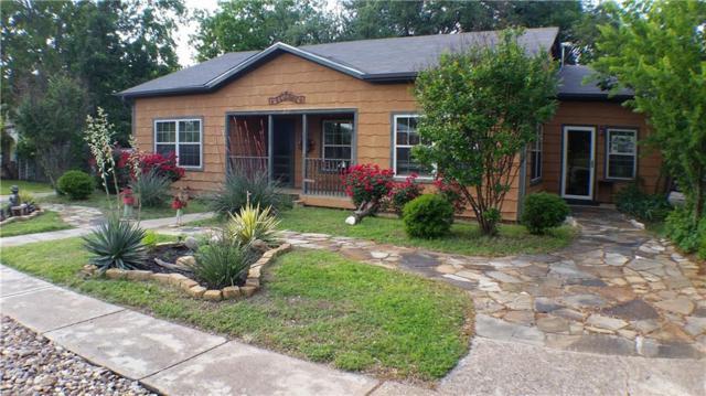 510 W Bridge Street, Granbury, TX 76048 (MLS #14079079) :: The Hornburg Real Estate Group