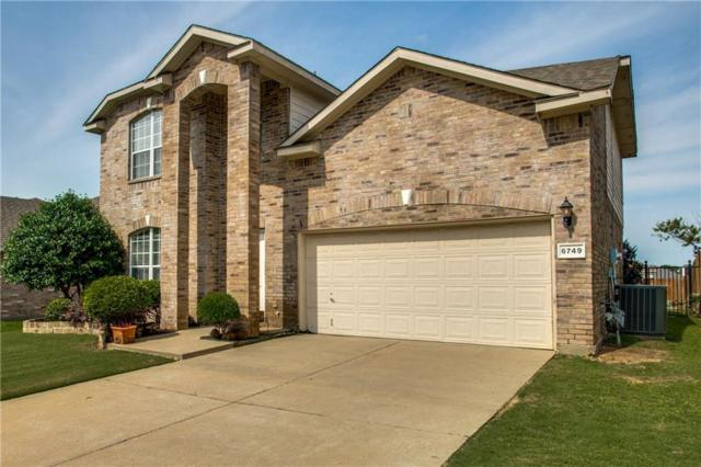 6749 Geyser Trail, Watauga, TX 76137 (MLS #14079091) :: Baldree Home Team