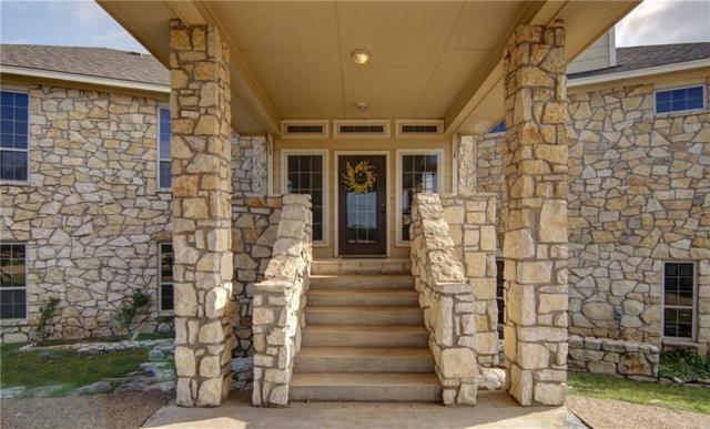 165 Colonial Drive, Possum Kingdom Lake, TX 76449 (MLS #14079098) :: The Heyl Group at Keller Williams