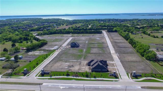 Lot 5B 322 Rennaisance Lane, Heath, TX 75032 (MLS #14079126) :: Real Estate By Design