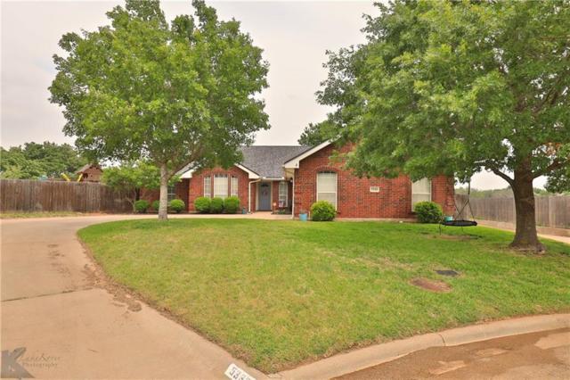 5339 Willow Ridge Road, Abilene, TX 79606 (MLS #14079168) :: The Hornburg Real Estate Group