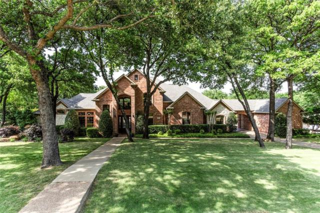 5404 Clear Creek Drive, Flower Mound, TX 75022 (MLS #14079358) :: Baldree Home Team