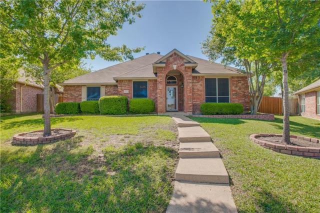 1815 Hillwood Drive, Mesquite, TX 75149 (MLS #14079400) :: The Hornburg Real Estate Group