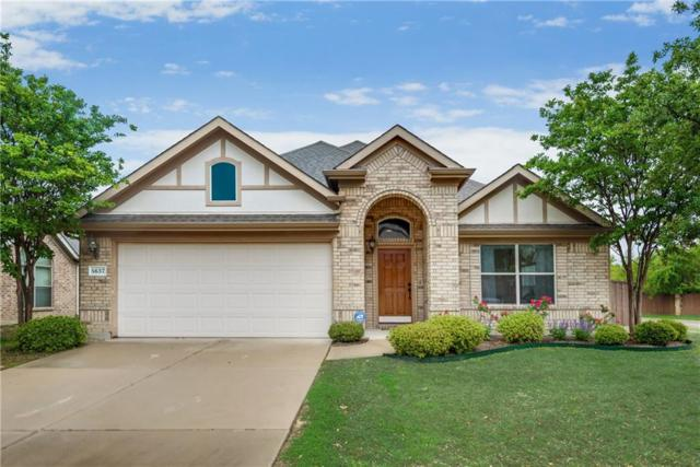 5637 Fox Chase Lane, Mckinney, TX 75071 (MLS #14079547) :: The Mitchell Group