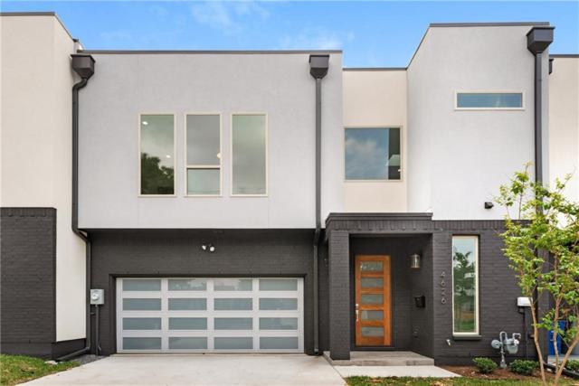 4626 Belmont Avenue, Dallas, TX 75204 (MLS #14079629) :: Real Estate By Design