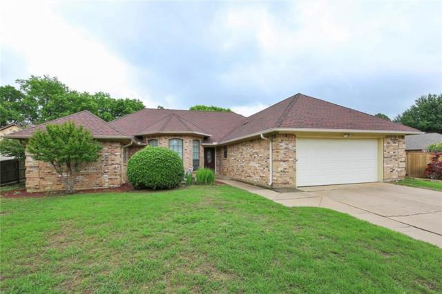 1012 Kingston Drive, Mansfield, TX 76063 (MLS #14079752) :: The Tierny Jordan Network