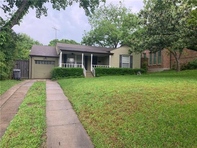 6809 Coronado Avenue, Dallas, TX 75214 (MLS #14079904) :: The Mitchell Group
