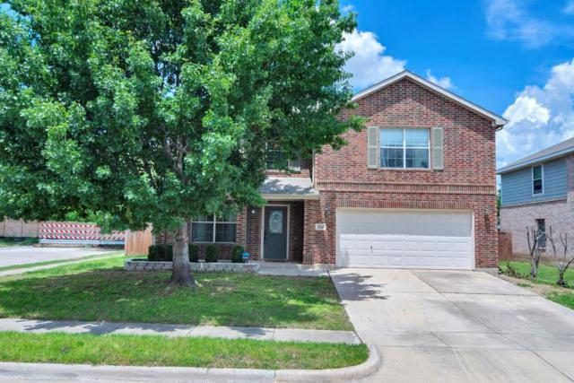 504 Condor Trail, Saginaw, TX 76131 (MLS #14079947) :: The Hornburg Real Estate Group