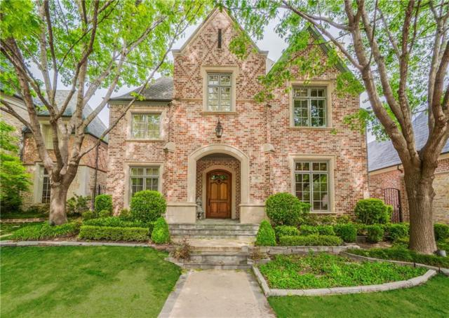 48 Abbey Woods Lane, Dallas, TX 75248 (MLS #14079952) :: The Real Estate Station