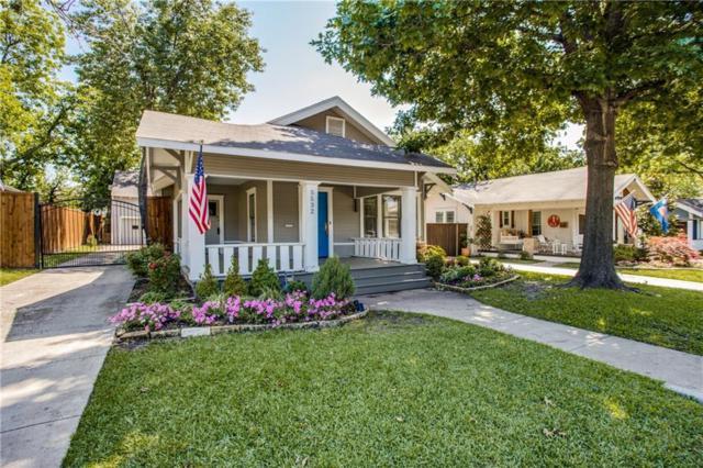 5532 Willis Avenue, Dallas, TX 75206 (MLS #14079976) :: Robbins Real Estate Group