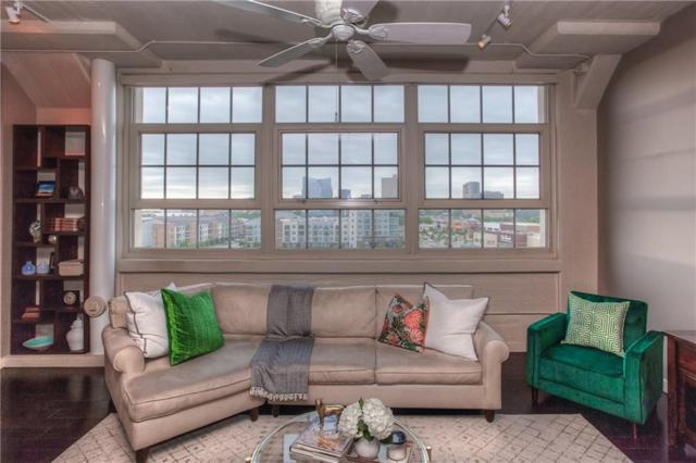 2600 W 7th Street #2506, Fort Worth, TX 76107 (MLS #14080250) :: The Mitchell Group