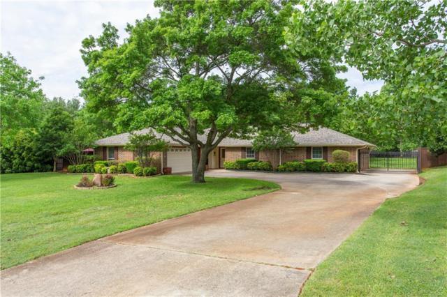 245 Meadow Knoll Drive, Double Oak, TX 75077 (MLS #14080366) :: Baldree Home Team