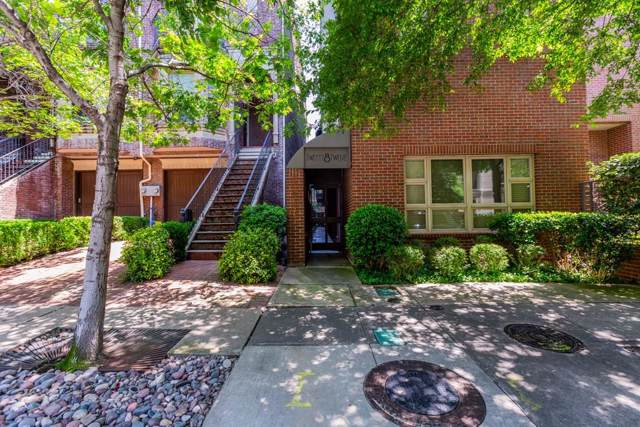 2812 Thomas Avenue E, Dallas, TX 75204 (MLS #14080416) :: HergGroup Dallas-Fort Worth