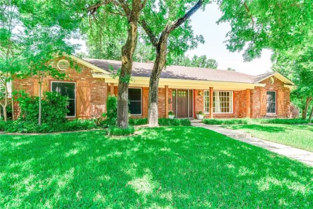 5025 Fall River Drive, Fort Worth, TX 76103 (MLS #14080436) :: The Hornburg Real Estate Group