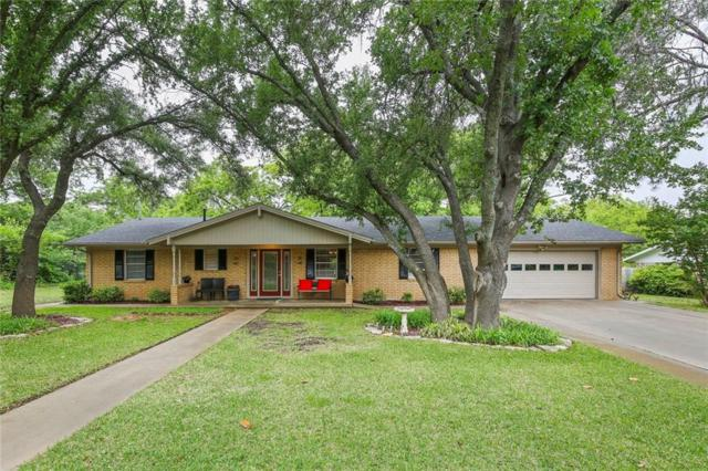 1340 N Magnolia Drive, Stephenville, TX 76401 (MLS #14080561) :: The Mitchell Group