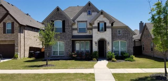 5768 Domer Drive, Frisco, TX 75035 (MLS #14080602) :: The Tierny Jordan Network