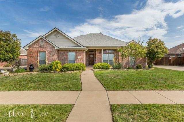 734 Lone Star Drive, Abilene, TX 79602 (MLS #14080668) :: Kimberly Davis & Associates