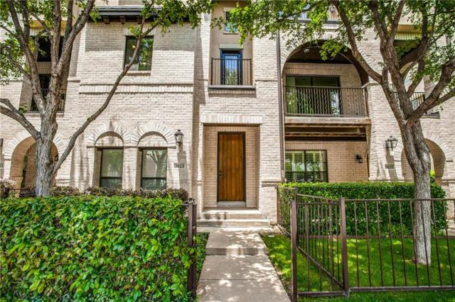 3823 Cole Avenue, Dallas, TX 75204 (MLS #14080683) :: The Hornburg Real Estate Group