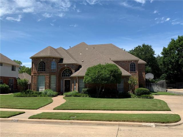 2402 Wilkes Drive, Colleyville, TX 76034 (MLS #14080698) :: The Tierny Jordan Network