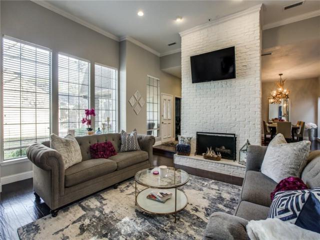 3919 Rosser Square, Dallas, TX 75244 (MLS #14080706) :: The Hornburg Real Estate Group