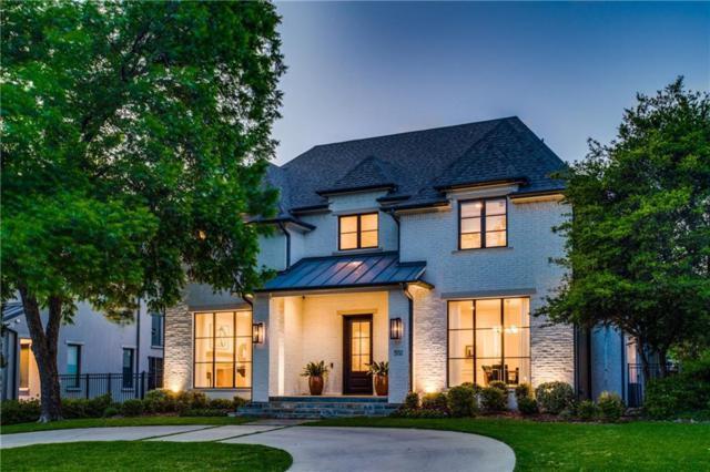 3532 Mcfarlin Boulevard, University Park, TX 75205 (MLS #14080710) :: Camacho Homes