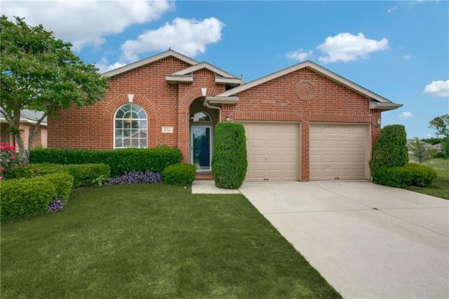 716 Fox Hunt Trail, Fort Worth, TX 76179 (MLS #14080757) :: The Hornburg Real Estate Group