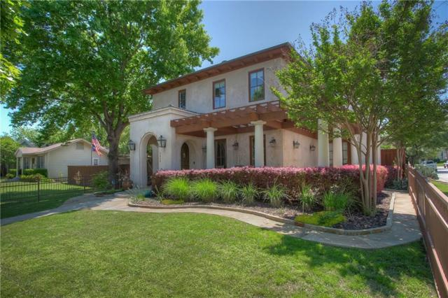 3829 W 6th Street, Fort Worth, TX 76107 (MLS #14080760) :: The Mitchell Group