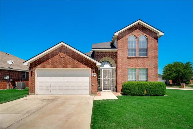 12257 Shadow Wood Trail, Fort Worth, TX 76028 (MLS #14080853) :: All Cities Realty