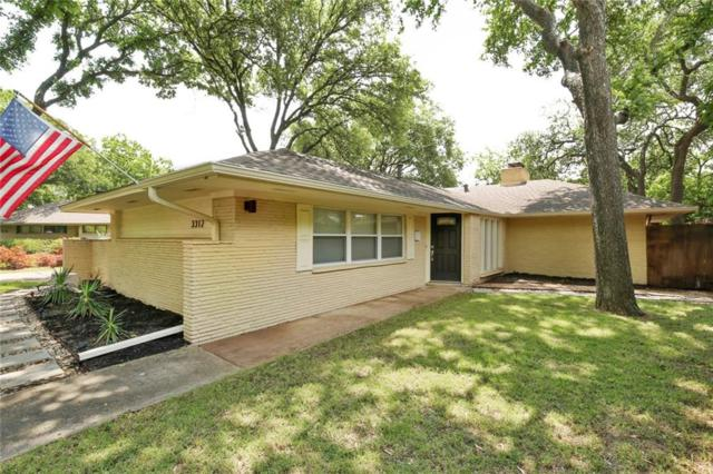 3312 Darvany Drive, Dallas, TX 75220 (MLS #14080964) :: Baldree Home Team