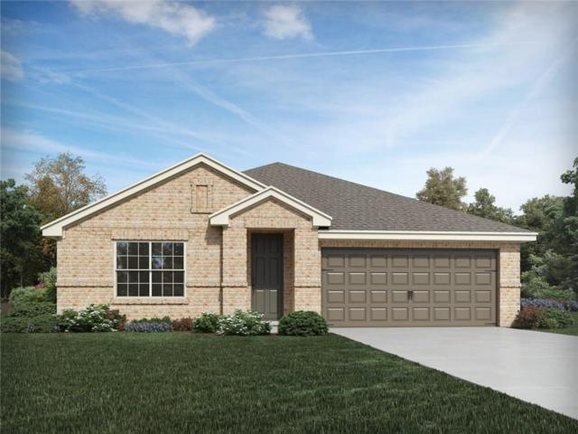1812 Cinnamon Trail, Aubrey, TX 76227 (MLS #14081000) :: Real Estate By Design