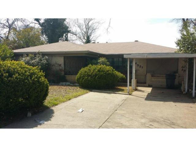 4521 Malden Lane, Dallas, TX 75216 (MLS #14081041) :: Baldree Home Team