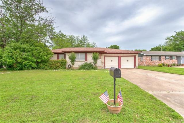 1217 Tanglewood Drive, Cleburne, TX 76033 (MLS #14081072) :: Potts Realty Group