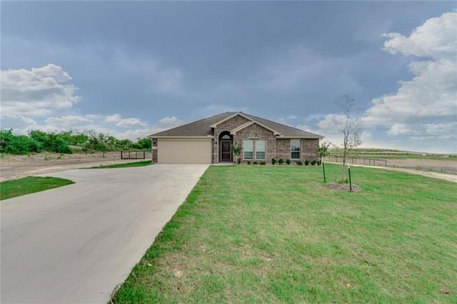 7203 Veal Station Road, Weatherford, TX 76085 (MLS #14081077) :: The Mitchell Group