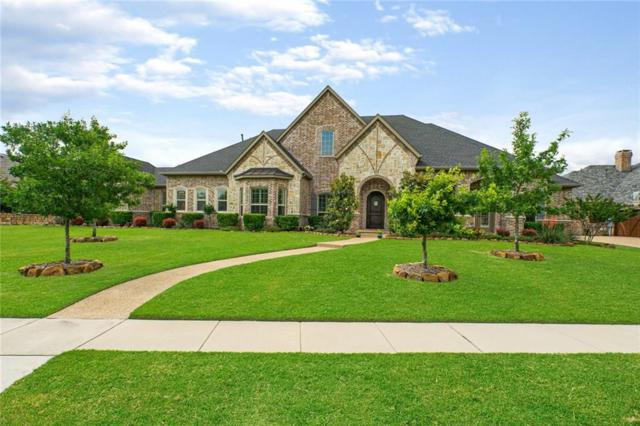 2460 Fair Oaks Lane, Prosper, TX 75078 (MLS #14081086) :: Roberts Real Estate Group