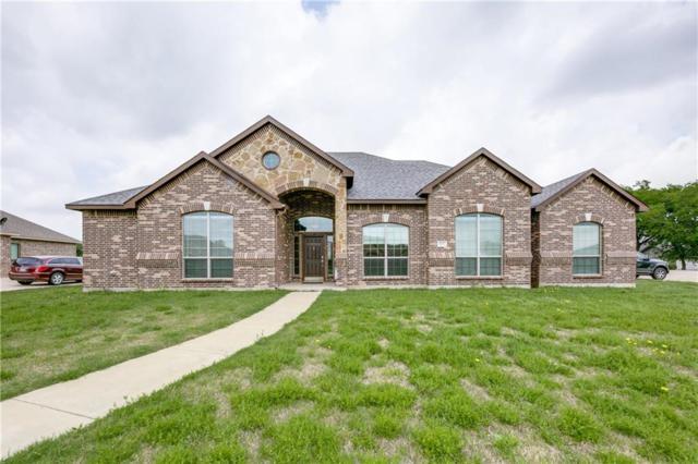 100 Windsor Circle, Waxahachie, TX 75165 (MLS #14081098) :: Baldree Home Team