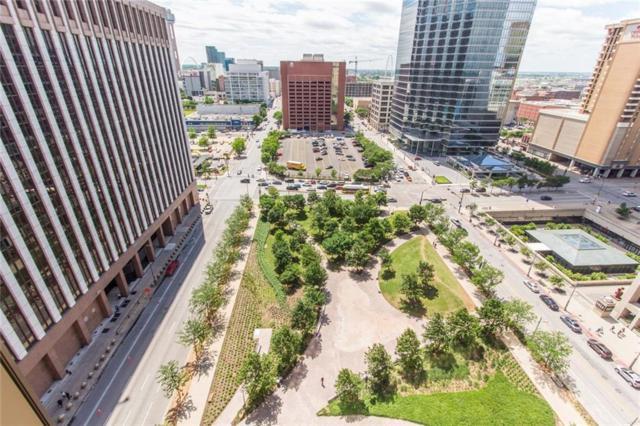 1200 Main Street #1403, Dallas, TX 75202 (MLS #14081120) :: Team Hodnett