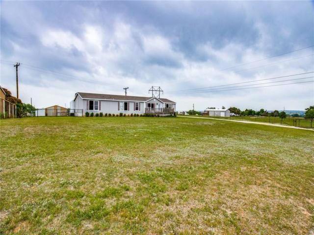 1186 Cornstubble Lane, Poolville, TX 76487 (MLS #14081217) :: The Heyl Group at Keller Williams