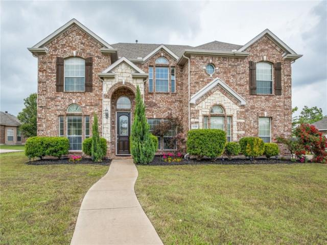 1440 Bassett Hound Drive, Fort Worth, TX 76052 (MLS #14081311) :: Real Estate By Design