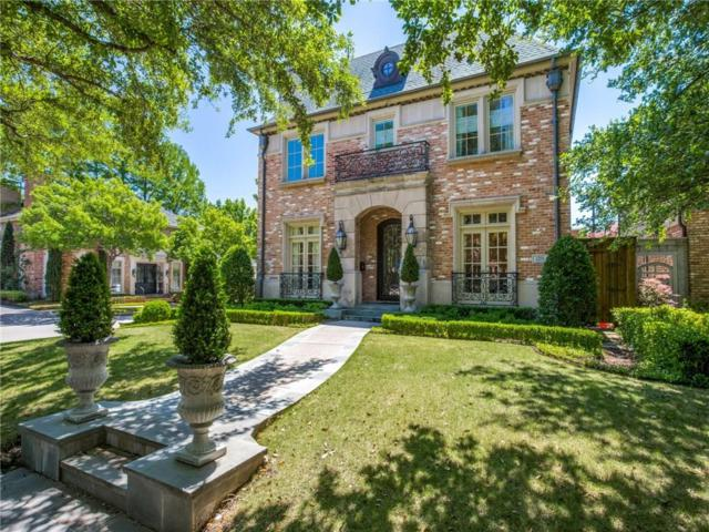 3201 Cornell Avenue, Highland Park, TX 75205 (MLS #14081408) :: Robbins Real Estate Group