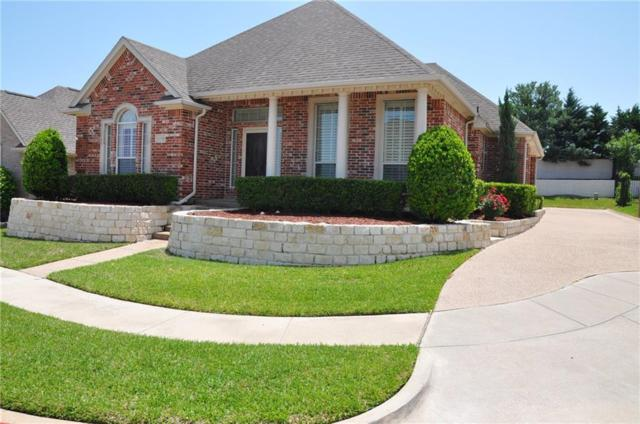 4920 Ridge Circle, Benbrook, TX 76126 (MLS #14081428) :: The Tierny Jordan Network