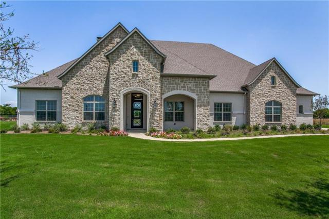 750 Kenwood Trail, Lucas, TX 75002 (MLS #14081443) :: RE/MAX Town & Country