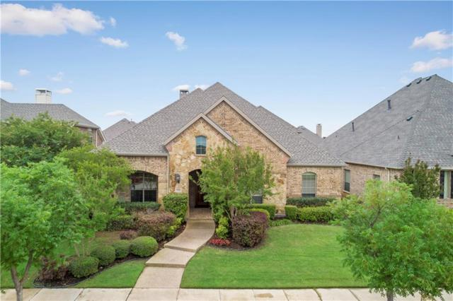 2320 Shoreham Circle, Lewisville, TX 75056 (MLS #14081459) :: Kimberly Davis & Associates