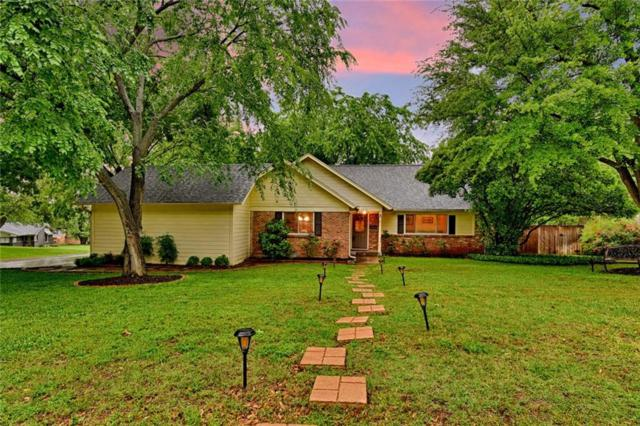 4412 Oakton Road, Fort Worth, TX 76116 (MLS #14081495) :: The Tierny Jordan Network